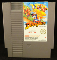 Nintendo NES: Duck Tales - Cart Only